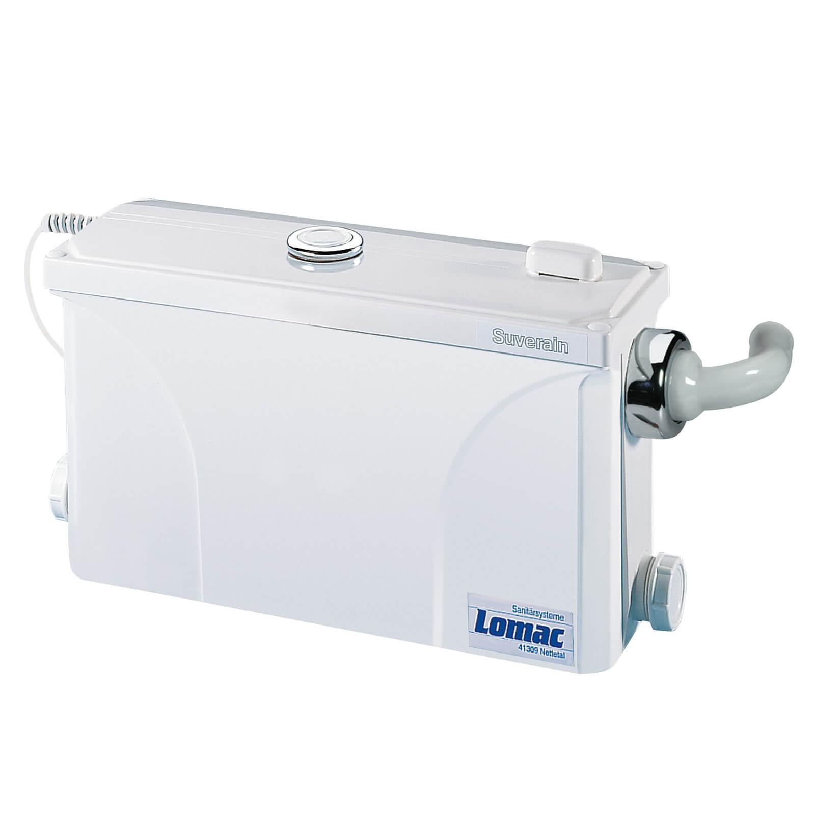 Lomac Suverain 30 Ffa A Waschbecken Hebeanlage Abwasserhebeanlage