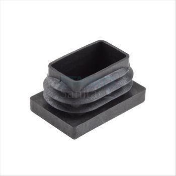 10x Schutzkappen 27/18 mm Kappe Endkappen Kunststoff Endkappen – Bild $_i