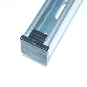 10x Schutzkappe 28/30 Kappe Kunststoffkappe Abdeckkappe Endkappe – Bild $_i
