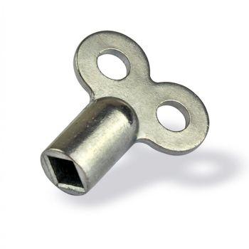 Sparset 10x Steckschlüssel 5 mm Heizkörper Entlüftungsventil – Bild $_i