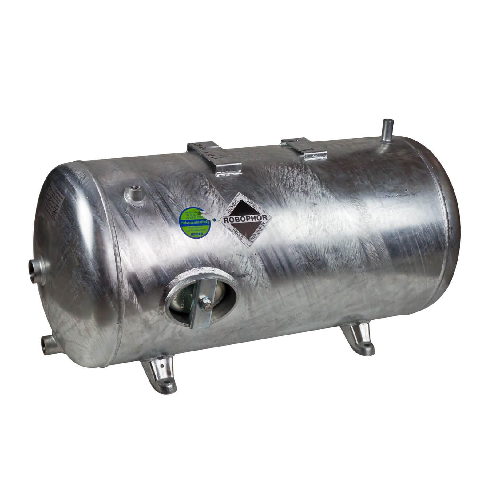 druckbehälter 245 liter 6 bar druckkessel liegend kolbenpumpen
