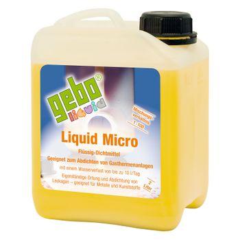 Liquid Micro 2l Dichtmittel Flüssigdichtmittel für Thermenanlagen – Bild $_i