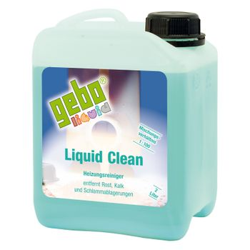 Liquid Clean 2l Heizungsreiniger für Heizungsanlagen – Bild $_i
