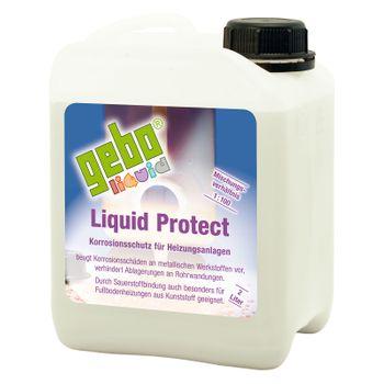 Liquid Protect 2l Korrosionsschutzmittel für Heizungsanlagen – Bild $_i