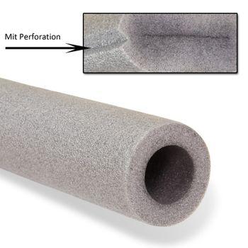 Rohrisolierung 12-15x9 mm 200cm 2m PE Schaum Isolierschlauch – Bild $_i