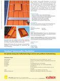 Klöber Venduct Universeller Flachlüfter DN100 für Solaranlage