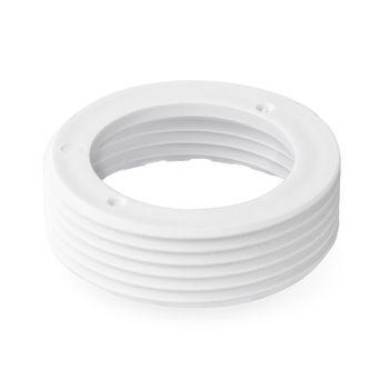 Kunststoff Reduzierstück 1 1/4 Zoll x 1 1/2 Zoll Reduzierung Ablauf Siphon Spüle – Bild $_i