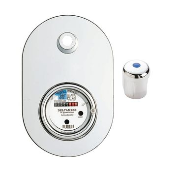 Unterputz Wasserzähler TKS UP Funk-V Miniblock Qn 1,5 - kalt – Bild $_i