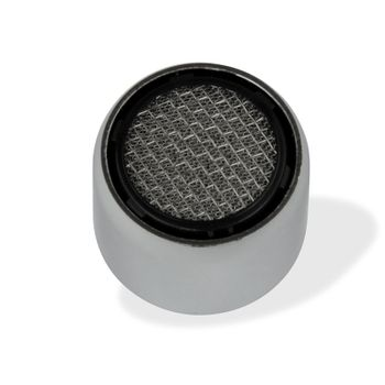 10x Chrom Luftsprudler / Strahlregler / Mischdüse 22x1F IG / 10L – Bild $_i