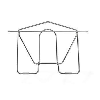 Alu-Auflagerost Klapprost für Haas Edelstahl-Ausgussbecken Anita – Bild $_i