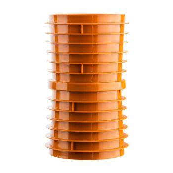 KG Schachtfutter DN 125 x 240 mm PVC Rohr Schacht Durchführung – Bild $_i