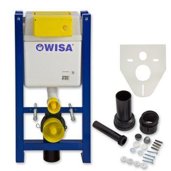 WISA XT WC Vorwand Element Trockenbau Ständerwand Höhe 83 cm – Bild $_i