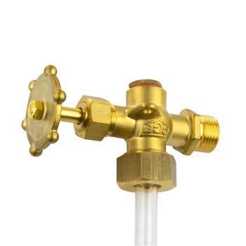 Heider Wasserstandsarmatur für Druckkessel 150l - 750l – Bild $_i