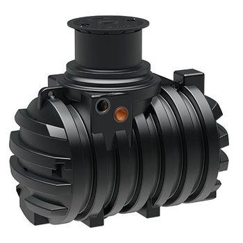 Erdtank Set-5 2200l Regenwassertank Zisterne Regenwasserspeicher – Bild $_i