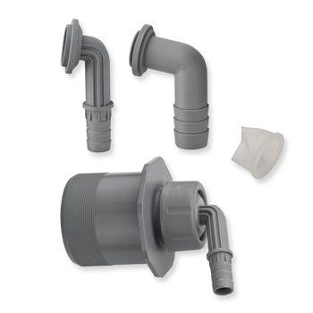 OHA Save Kondensatanschluss Jenny DN50 HT Rohr Abwasserrohr nachträglich – Bild $_i