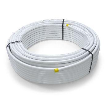 Aluverbundrohr 16x2 mm 50 m weiß Mehrschichtverbundrohr – Bild $_i