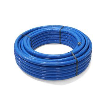 Aluverbundrohr 26x3 / 6 mm blau 25m Mehrschichtverbundrohr – Bild $_i