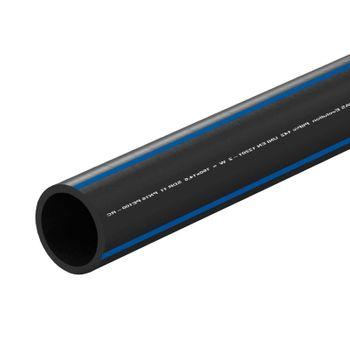 PE-HD Rohr PE100 PN15 25m 1 1/4 Zoll 40mm Trinkwasser – Bild $_i