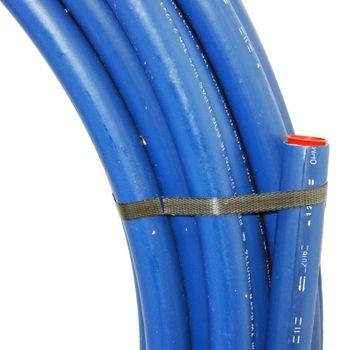 PE-RC Rohr PE100 PN16 100m 1 Zoll 32mm Trinkwasser blau – Bild $_i