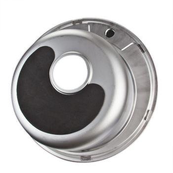 Edelstahl Einbauspüle Ronda3 Küchenspüle Rundbecken Rundspüle Spüle rund – Bild $_i