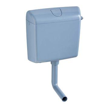 Wisa 1070 Toilettenspülkasten Stand WC Bermuda Blau – Bild $_i