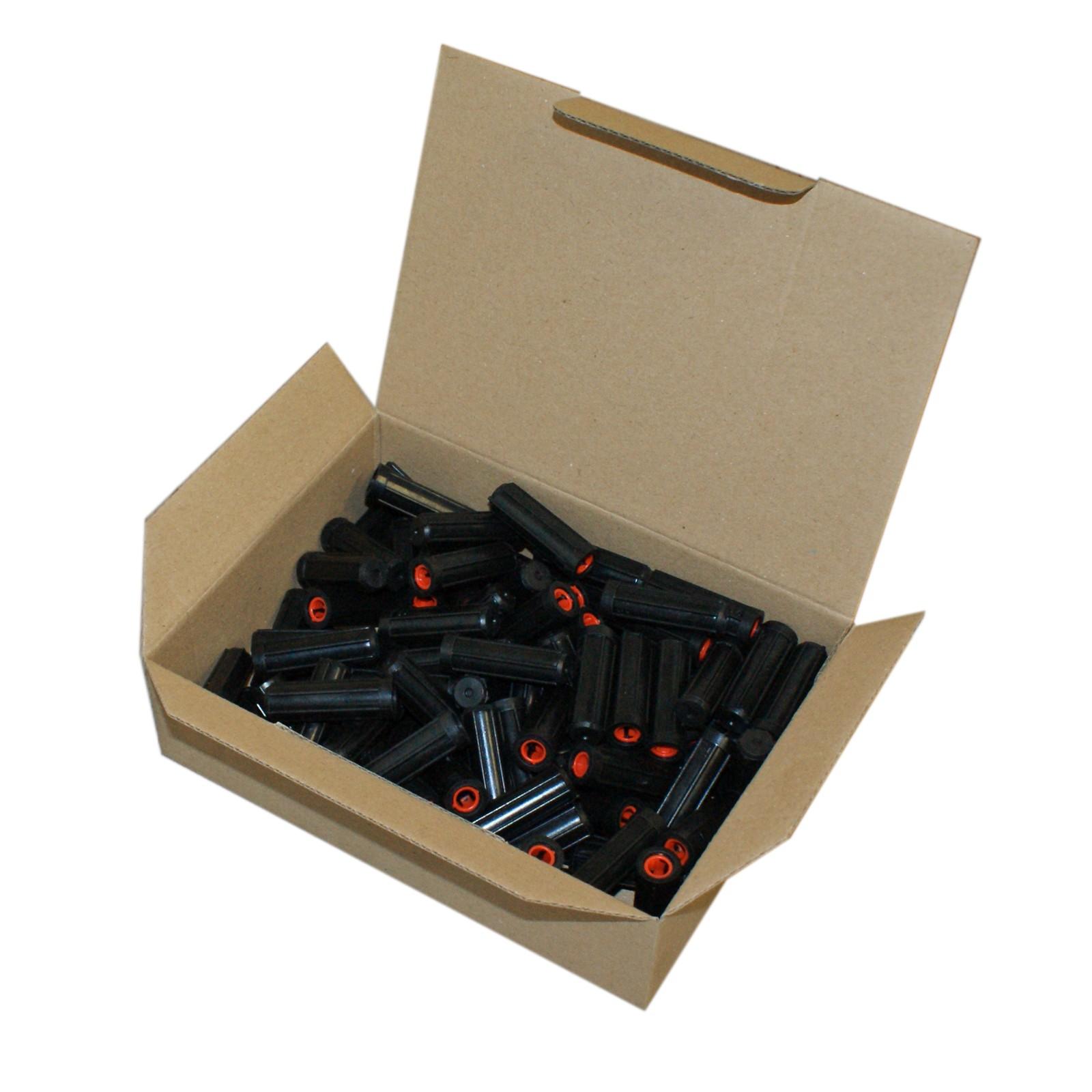 10x Schallschutzdübel 10mm Gummidübel Schallschutz Dübel