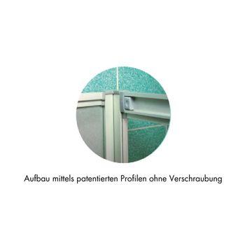 Komplettdusche Patrice Duschkabine ohne Dach Komplettduschkabine – Bild $_i
