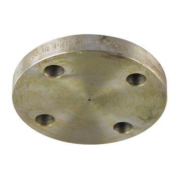 Blindflansch Rohrflansch Flanschplatte 1/2 Zoll 95x14mm DN15 – Bild $_i
