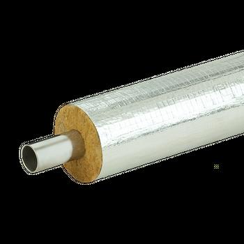 Karton 30m Steinwolle Rohrschale alukaschiert 35x17 mm 50% EnEV – Bild $_i