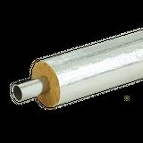 Karton 4m Steinwolle Rohrschale alukaschiert 54x56 mm 100% EnEV