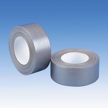 Gewebeklebeband 50mm x 50m Gewebeband grau – Bild $_i