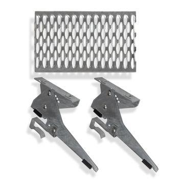 Trapac Laufrostset 40cm braun für Dachsteine und Tonziegel – Bild $_i