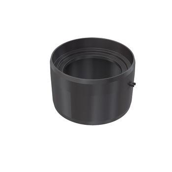 Anschluss DN 110 mm für Entwässerungsrinne – Bild $_i