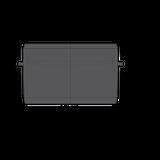 Anschluss DN 110 mm für Entwässerungsrinne