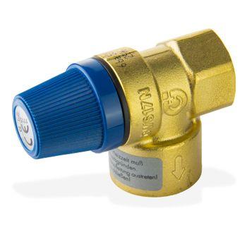 Sicherheitsgruppe DN20 6 bar 3/4 Zoll Warmwasser Bereiter DVGW – Bild $_i