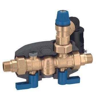 Sicherheitsgruppe DN20 10 bar 3/4 Zoll Warmwasser Bereiter DVGW – Bild $_i