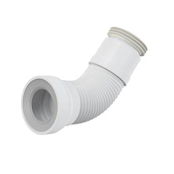 Alcaplast A970 Flex Anschlussstutzen 28-55 cm Serie A97 für WC Montageelemente – Bild $_i
