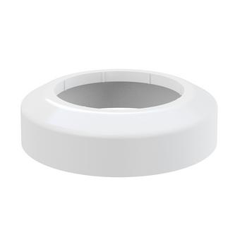 Rosette für WC-Anschlussbogen Serie A98 45 mm Anschlussstutzen – Bild $_i