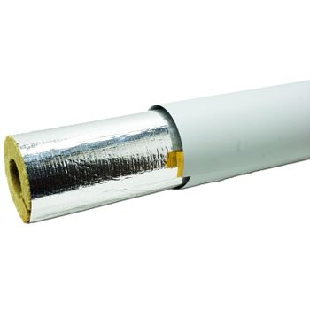PVC Mantel 22-20 zu Steinwolle Isolierung Hülle – Bild $_i