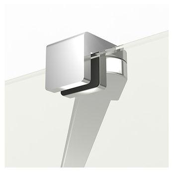 New Soleo 2D Duschabtrennung 70x80x195 cm 2-türig rechteckig – Bild $_i