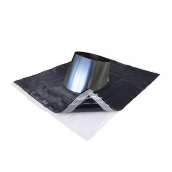Blechdach Dachdurchführung 315 x 330 mm Manschette anthrazit – Bild $_i