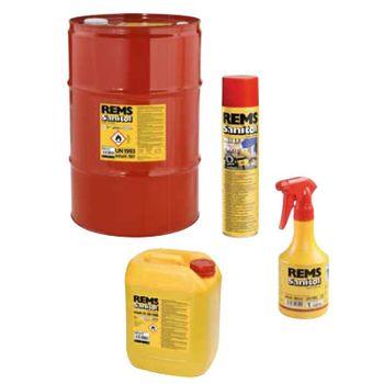 REMS Sanitol 600ml Spraydose Gewindeschneidstoff DVGW Gewindeschneidmittel – Bild $_i