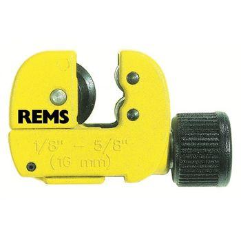 Rems RAS Cu Inox Mini Rohrabschneider 3 - 16 mm für Kupferrohre – Bild $_i