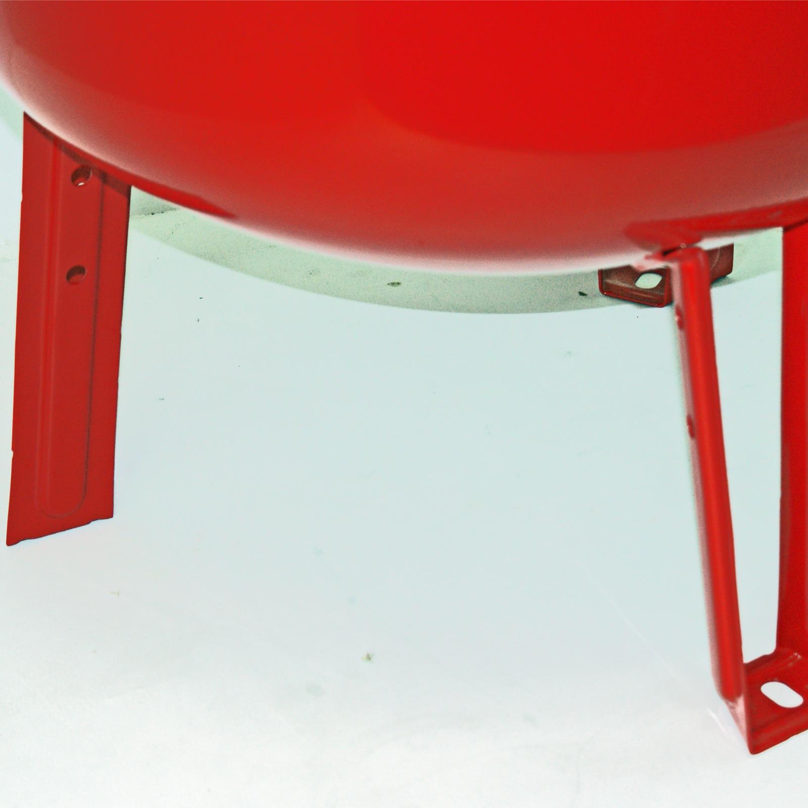 ausdehnungsgef 200l ausgleichsbeh lter rot stehend heizung. Black Bedroom Furniture Sets. Home Design Ideas