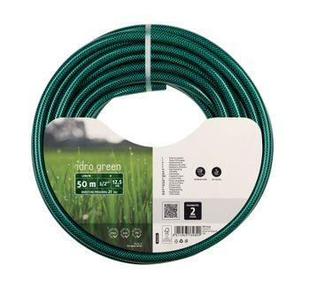 FITT Gartenschlauch 1/2 - 3/4 Zoll 25-50m Wasserschlauch Mint Idro Green Ecodrop – Bild $_i