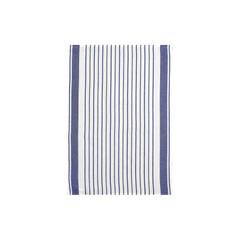 3er Set Baumwoll Geschirrtücher 50x70 cm Streifen Farbwahl – Bild 3
