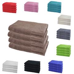 Handtuch Set´s in verschiedenen Größen und Farben – Bild 1