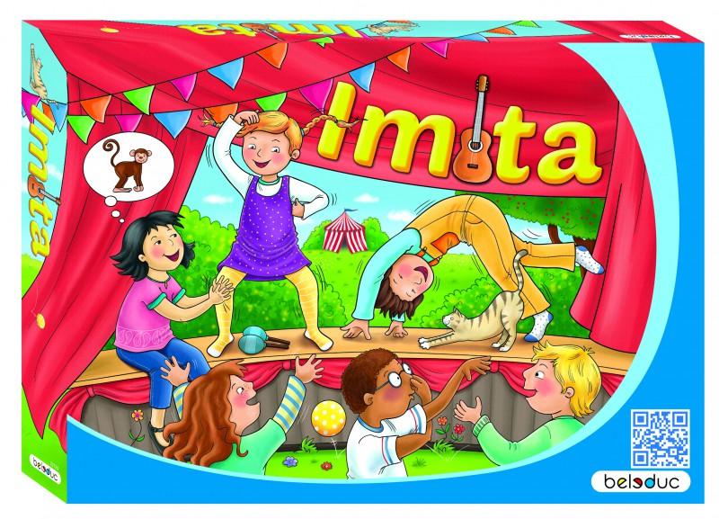 "Aktionsspiel ""Imita"" – Bild 1"