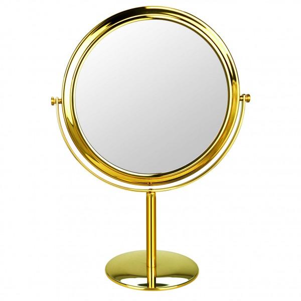 Stand-Kosmetikspiegel, Ø 27cm, 3-fach – Bild 3