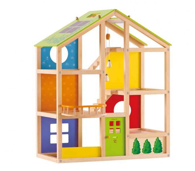 """Puppenhaus """"Vier-Jahreszeiten"""" (möbliert) – Bild 2"""
